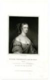 WRIOTHESLEY, RACHAEL, LADY RUSSELL (1636-1723)  English Noblewoman & Author; Her Second Husband, William, Lord Russell, was Executed as a Conspirator in the Rye House Plot