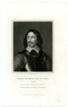 DEVEREUX, ROBERT, EARL OF ESSEX  (1591-1646)  English Soldier; Chief Commander of the Parliamentarian Army, the Roundheads, during the English Civil War