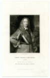 GREVILLE, ROBERT, LORD BROOKE (1573-1643)  English Soldier; Member of Parliament – 1628; Roundhead General during the English Civil War; Killed in the Siege of Lichfield Cathedral – March 2, 1643
