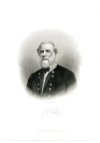 LEE, ROBERT E. (1807-70)  Confederate General & Commander of the Army of Northern Virginia