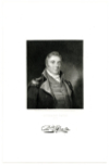 DALE, RICHARD (1756-1826)  American Revolutionary War, Officer in the Continental Navy; U.S. Navy Commodore – First Barbary War