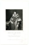 COVENTRY, THOMAS, FIRST LORD (1578-1640)  English Politician, Lawyer, and Judge; Attorney General for England & Wales – 1621-25; Member of Parliament – 1621-24