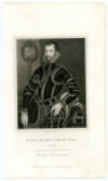 DEVEREUX, WALTER, EARL OF ESSEX (1541-76)  English Nobleman & General during the Reign of Queen Elizabeth I