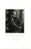 HOWARD, THOMAS, EARL OF ARUNDEL AND SURREY (1586-1646)  Noted Collector & Patron of the Arts; English Courtier during the Reigns of King James I and King Charles I