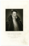 RADCLYFFE, THOMAS, EARL OF SUSSEX (1525-83)  English Nobleman & Politician; Courtier during the Reign of Queen Elizabeth I