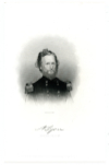 LYON, NATHANIEL (1818-61)  Union Brigadier General; Killed-in-Action at the Battle of Wilson's Creek – August 10, 1861