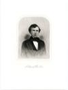 PIERCE, FRANKLIN (1804-69)  Fourteenth U.S. President - 1853-57; U.S. Senator – New Hampshire – 1837-42; U.S. Representative – New Hampshire – 1833-37; U.S. Army Brigadier General – Mexican War