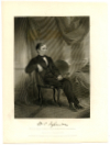 FESSENDEN, WILLIAM P. (1806-69)  U.S. Treasury Secretary – 1864-65; U.S. Senator – Maine – 1854-69