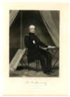 HALLECK, HENRY W. (1815-1872)  Union Major General – New York