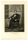 CHOATE, RUFUS (1799-1859)  U.S. Senator – Massachusetts - 1841-45