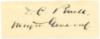 BUELL, DON CARLOS (1818-98)  Union Major General - Ohio