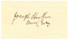 HOOKER, JOSEPH (1814-79)  Union Major General - Massachusetts