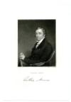 AMES, FISHER (1758-1808)  U.S. Representative – Massachusetts – 1789-97