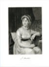 "AUSTEN, JANE (1775-1817)  English Novelist; Author of ""Sense and Sensibility,"" ""Pride and Prejudice,"" and ""Emma"""