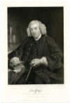 "JOHNSON, SAMUEL (1709-84)  English Writer, Poet, Editor & Lexicographer; Best Known for ""A Dictionary of the English Language"" - 1755"
