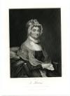 ADAMS, ABIGAIL (1744-1818)  U.S. First Lady – 1797-1801; Wife of U.S. President John Adams