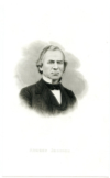 JOHNSON, ANDREW (1808-75)  Nineteenth U.S. President – 1865-69; U.S. Vice President – 1865; Union Civil War Brigadier General & Military Governor of Tennessee – 1862-65; Governor of Tennessee – 1853-57