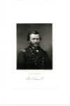GRANT, ULYSSES S. (1822-85)  Eighteenth U.S. President – 1869-77; Union Lieutenant General, during the American Civil War; Commanding General of the Army of the United States – 1864-69