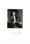JAY, JOHN (1745-1829)  First Chief Justice of the United States, Supreme Court – 1789-95; President of the Continental Congress – 1778-79; Continental Congress Delegate – 1774-76 & 1778-79; Governor of New York – 1795-1801
