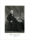 HOUSTON, SAMUEL (1793-1863)  First & Third President of the Republic of Texas – 1836-38 & 1841-44; U.S. Senator – Texas – 1846-59; Governor of Texas – 1859-61; U.S. Congressman – Tennessee – 1823-27; Governor of Tennessee – 1827-29