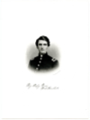 HURLBUT, WILBERFORCE LOVEJOY (1841-64)  Union Captain – Fifth Michigan Infantry; Wounded at the Battle of Gettysburg, July 2, 1863; Killed-in-Action at the Battle of the Wilderness, May 6, 1864