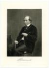 DISRAELI, BENJAMIN (1804-81)  Jewish-Born Prime Minister of the United Kingdom – 1868 & 1874-80